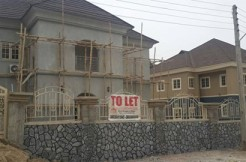 4 units of 3 bedroom flats at Vision Court Estate, Apo
