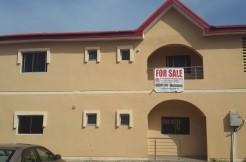Well finished 3-bedroom flat for sale at Kabusa Gardens Estate, Lokogoma