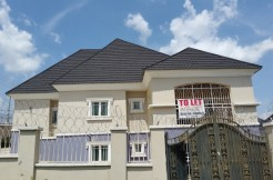 4-bedroom flat at Mab Global estate, Gwarimpa for rent