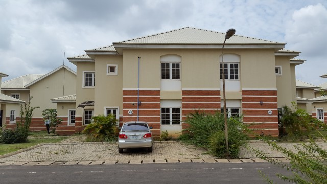 Tastefully Serviced 4-bedroom semi-detached duplex with 2-room bq