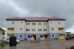 28 units of brand new 2-bedroom flats at Mbora district, Abuja.