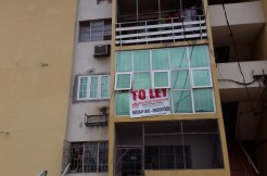 Well renovated 3-bedroom flat on the first floor at Zone 2,Wuse, Abuja.